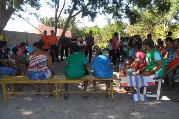 I Festival de Pipas do bairro Santinho