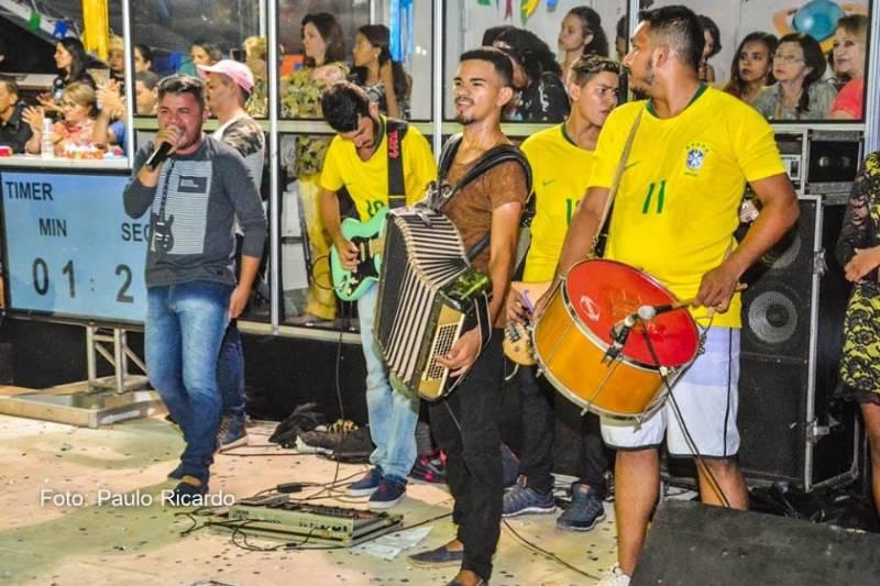 Madacarú do Sertão no Cidade Junina em THE