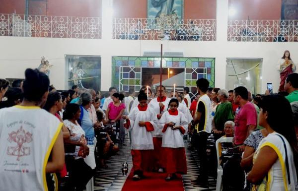 Veja registro fotográfico da 5ª noite dos festejos da Imaculada Conceição