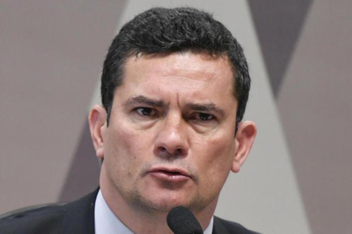 Sérgio Moro - Ministro da Justiça e da Segurança Pública