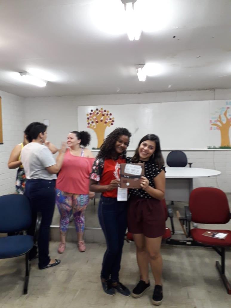 Alunos da rede municipal de ensino de Barras visitam o 17ª Salipi
