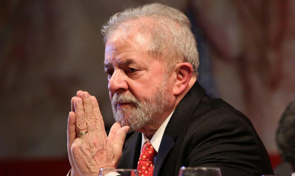 Ex-presidente Lula. Foto: reprodução