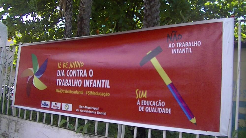 Prefeitura de Barras promove Blitz da conscientização contra o trabalho infantil