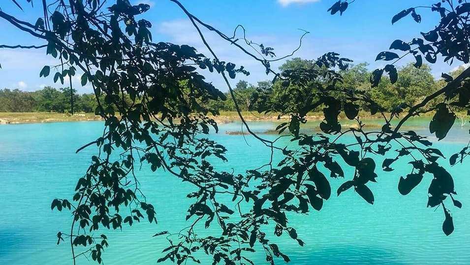 Lagoa Azul - Barras Piauí