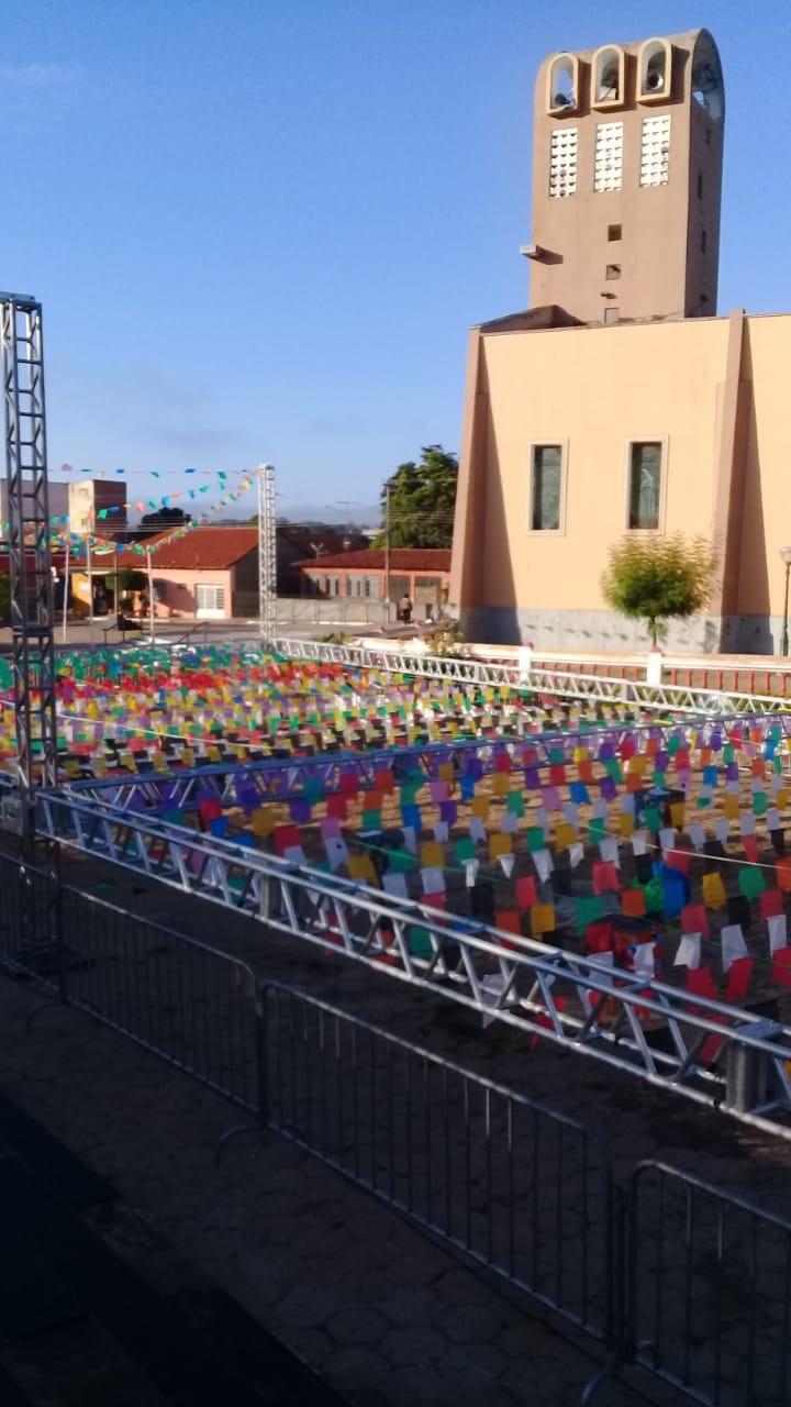 Começa hoje (05) o III festival Folclórico de Barras