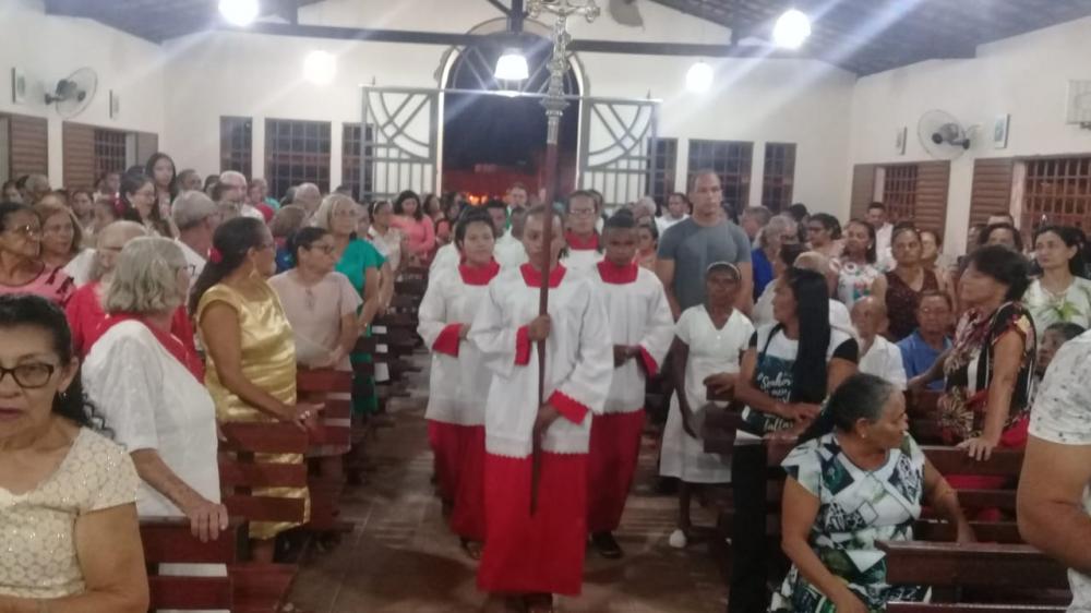 Tríduo de São Cristóvão - Fotos: Pedro Silva
