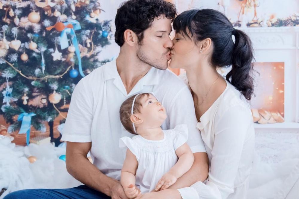 José Loreto e Débora foram casados por três anos (Foto: Reprodução / Instagram @joseloreto)