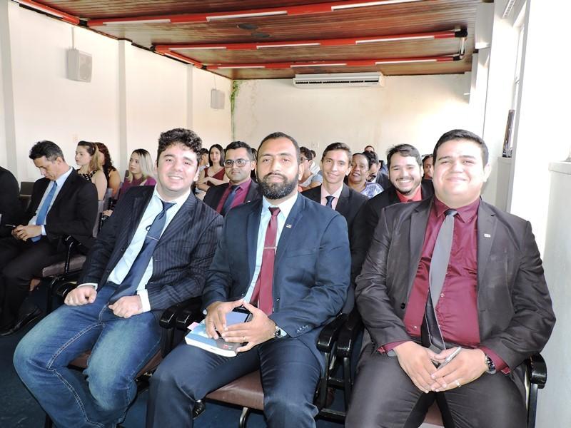 Simpósio em Comemoração ao Dia do Advogado é realizado em Luzilândia