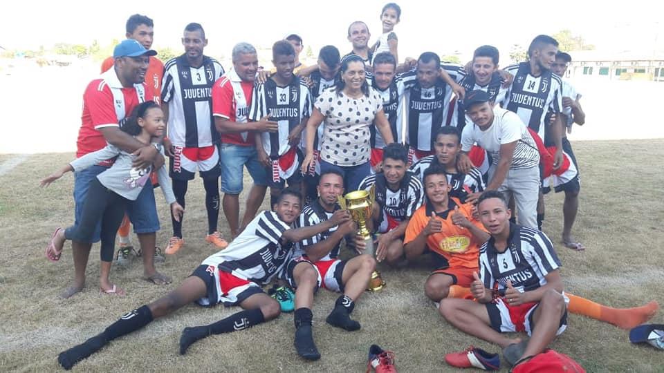 Juventus da Santa Rosa Campeão 2019 torneio de abertura