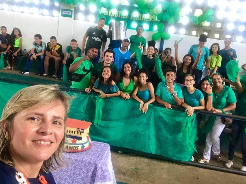 Gincana da Unidade Escolar Nossa Senhora da Conceição movimentou toda juventude escolar