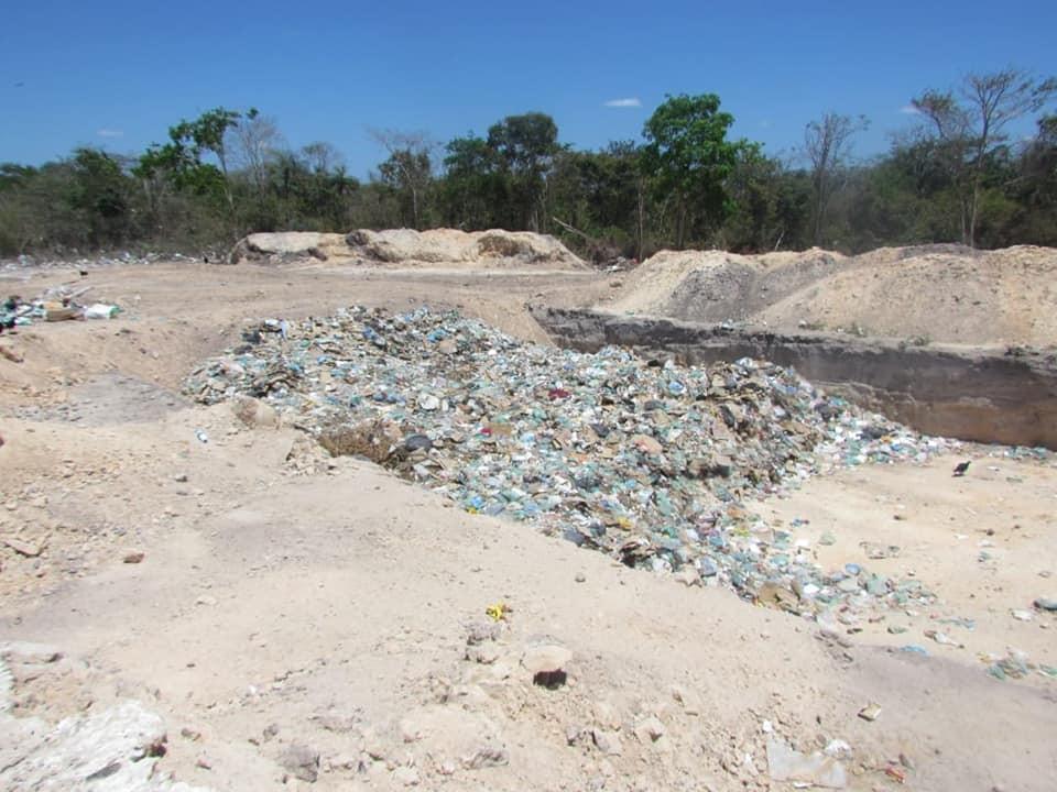 Governo de Barras vai construir guarita para acomodação dos vigias no aterro sanitário
