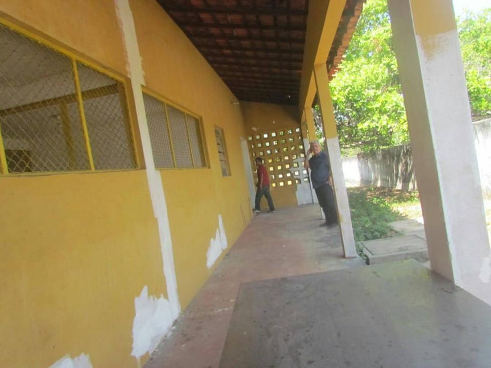 Governo de Barras PI vai reformar o Centro de Zoonoses