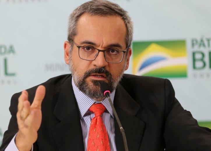 Ministro da Educação - Abraham Weintraub