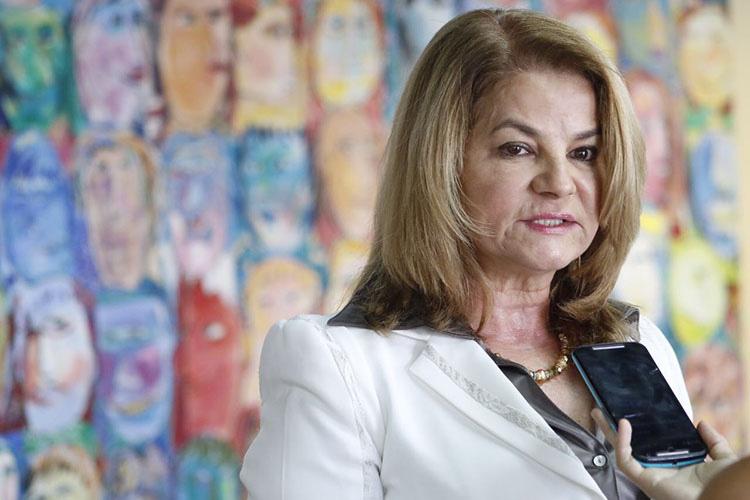 Juíza da Vara da Infância e da Adolescência de Teresina, Maria Luíza de Freitas