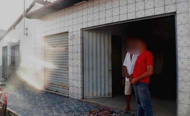Foto: Francisco Sobrinho - Imagem do ano de 2013 quando a joalheria foi assaltada.
