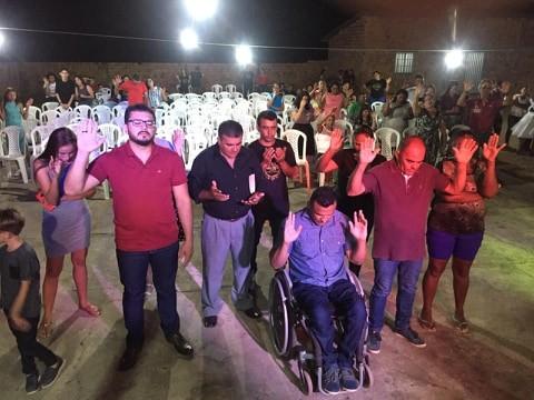 III PÉ DO MORRO PARA CRISTO É MAIS UMA VEZ A MAIOR FESTA GOSPEL DA ZONA RURAL DE BARRAS PI
