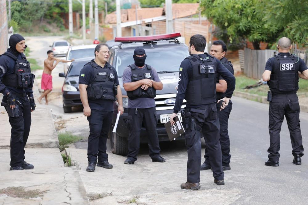 Foto: Divulgação SSP/PI