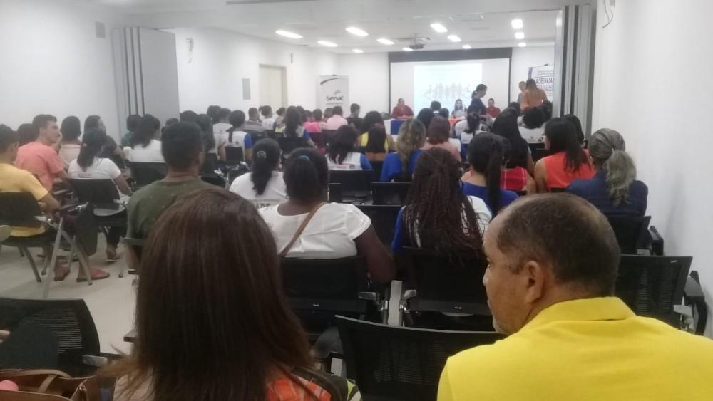 Governo de Barras PI através da Semas realiza Workshop para Pessoa com deficiência no Mercado de trabalho
