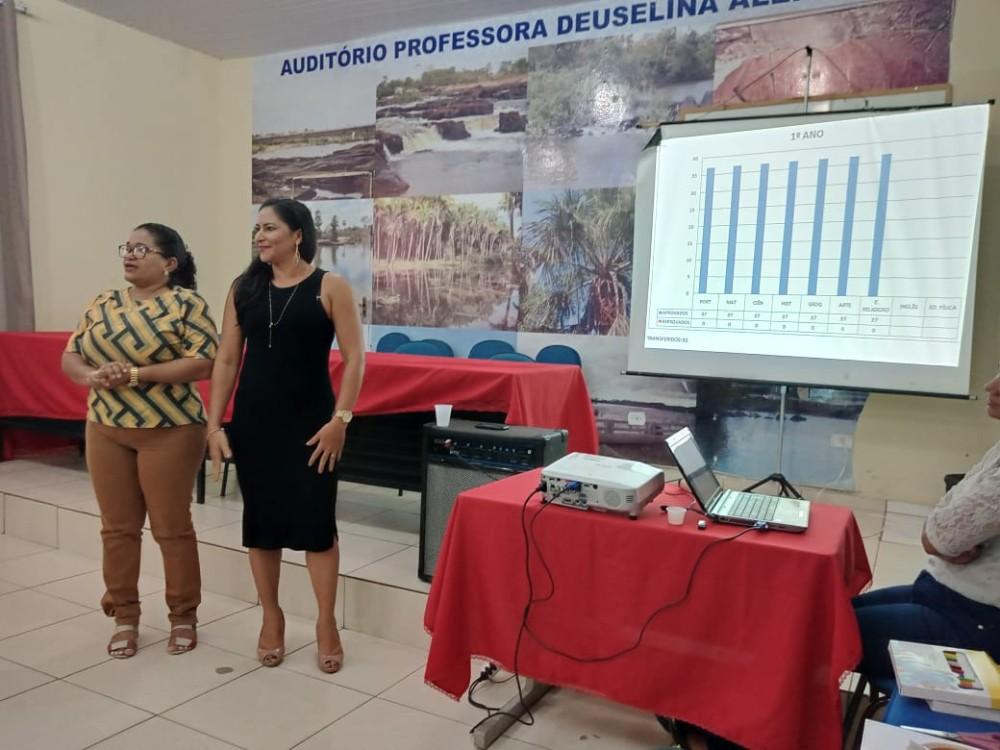 Semed mostra avanços na educação de Barras PI