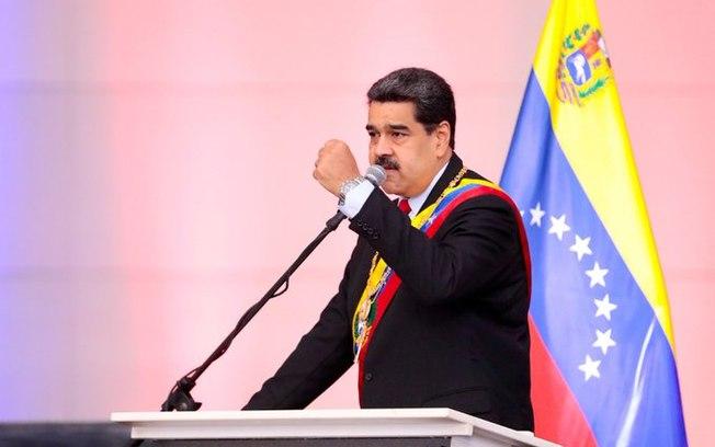 Maduro - Ameaçou o Brasil