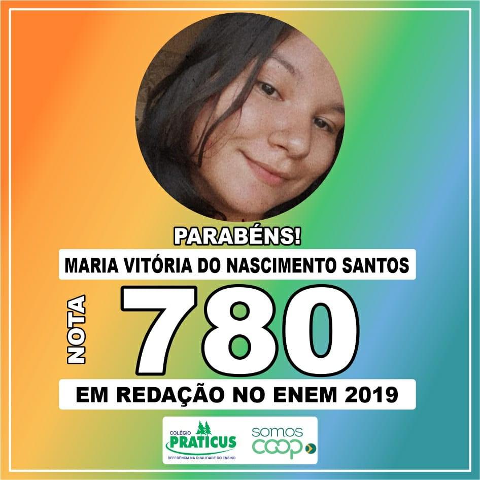 Aluna da rede pública estadual em Barras PI bate 960 pontos na Redação do Enem 2019
