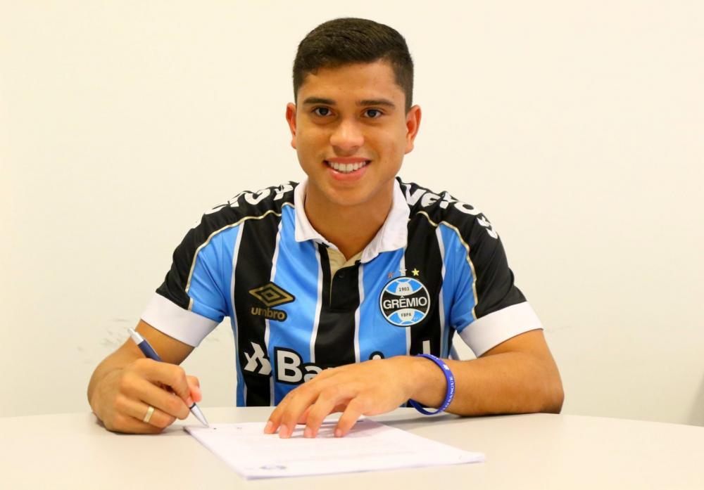 Grêmio contrata o lateral piauiense Kevin – Foto: Reprodução