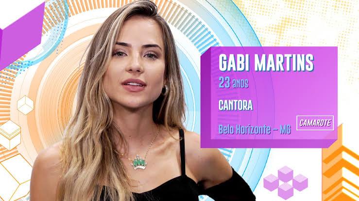 Gabi Martins - #BBB20