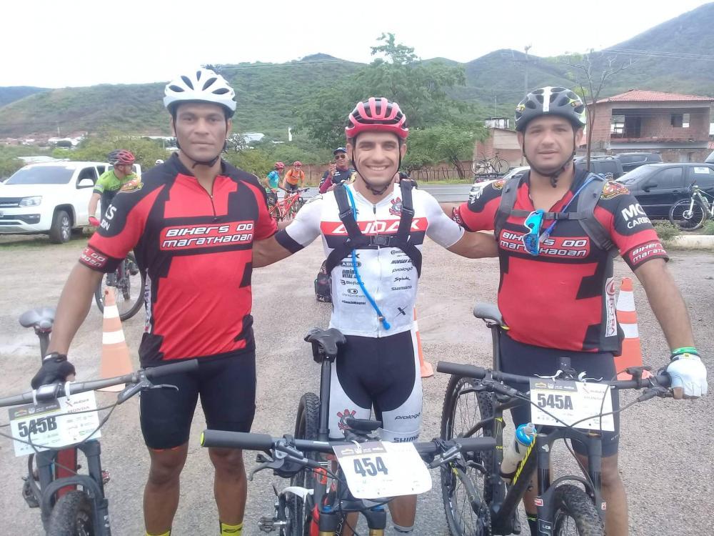 Atletas Bikers Marathaoan