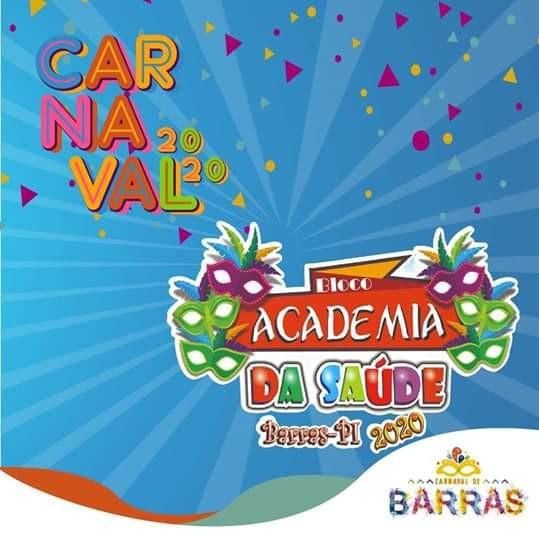 Portal Visão Piauí: Saiu a lista oficial dos Blocos de rua do Carnaval 2020 em Barras PI