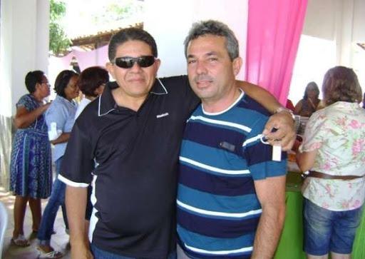 Edilso Capote e Chico Marques - Foto: Sobrinho