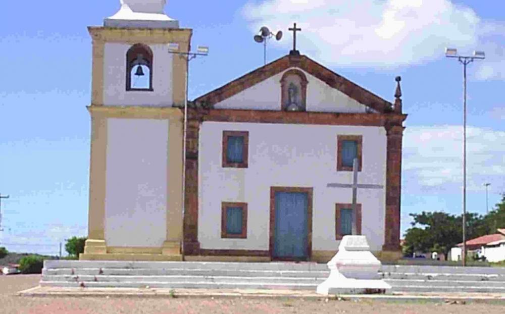 Igreja Matriz da cidade de Oeiras