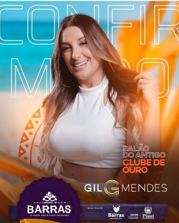Gil Mendes uma das grandes atrações para 2020