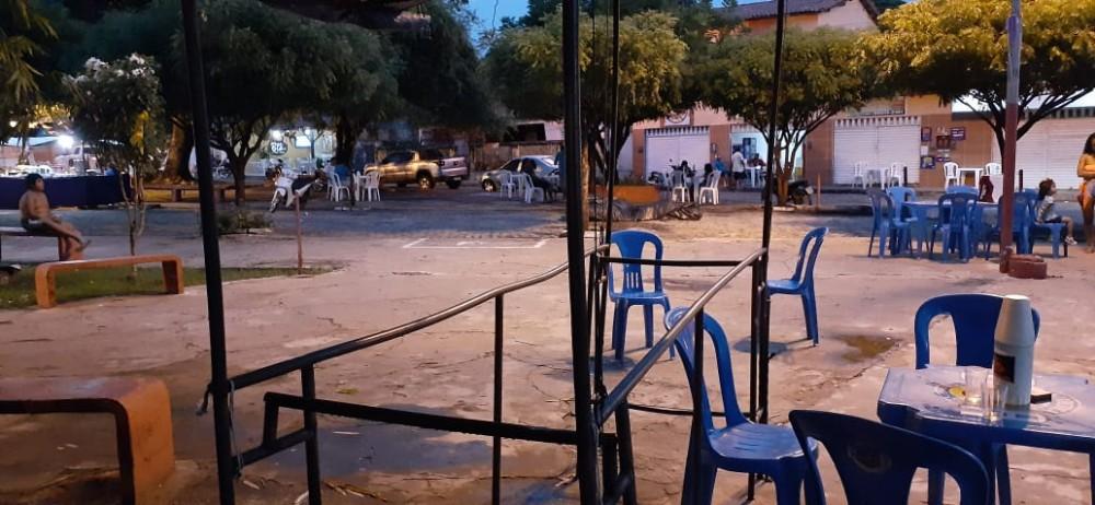 Comerciantes esperavam vendas aquecidas durante o carnaval de Barras PI