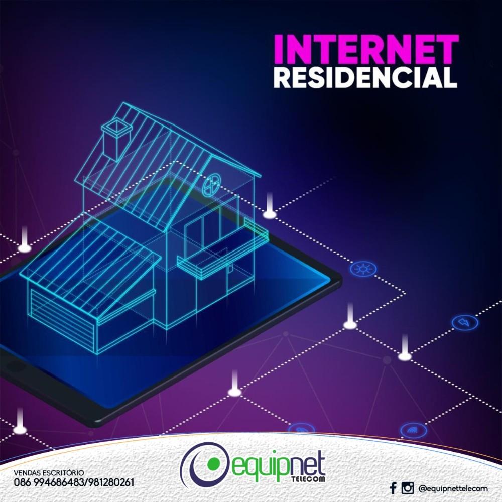 Equipe Net Telecom maior Provedor de Internet da região
