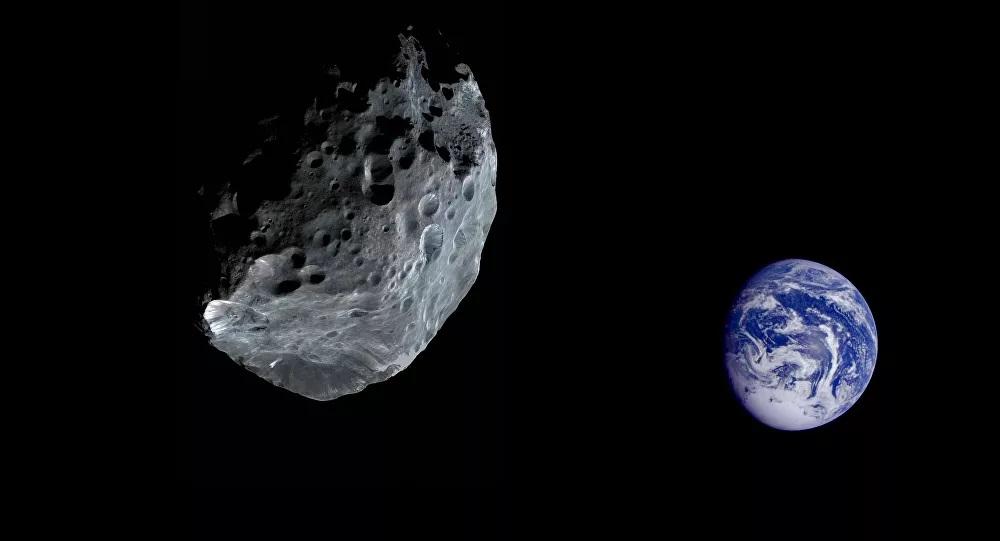 Asteroide gigante se aproxima da Terra e cruzará sua órbita