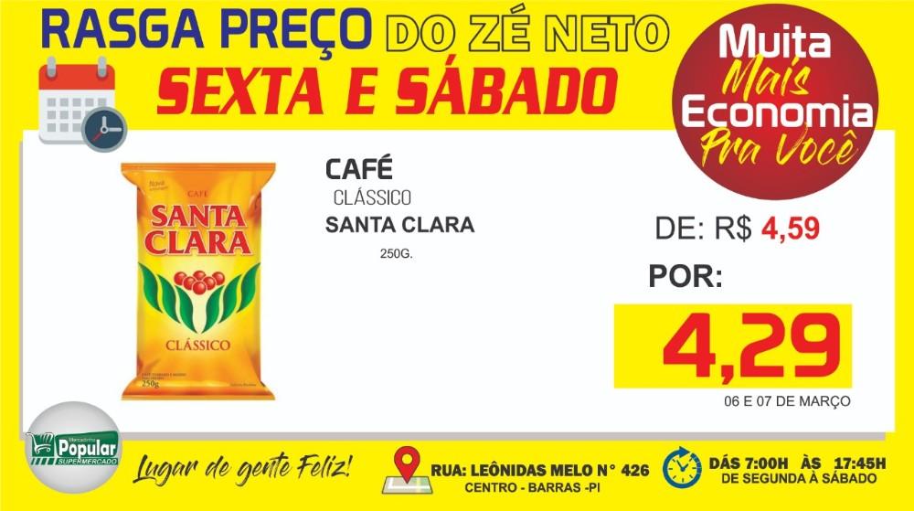 Sábado de Promoções especiais no Mercadinho Popular Supermercado