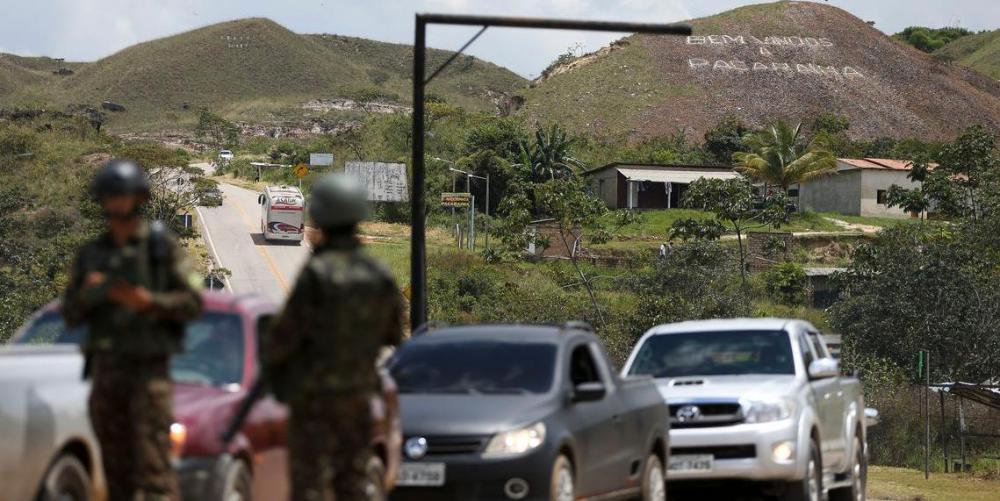 Roraima pede fechamento de fronteira com Venezuela e Guiana por novo coronavírus