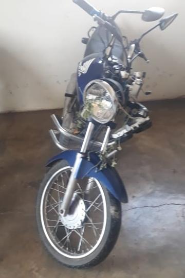 Betânia do Piauí: Homem morre após perder controle de moto na PI-459