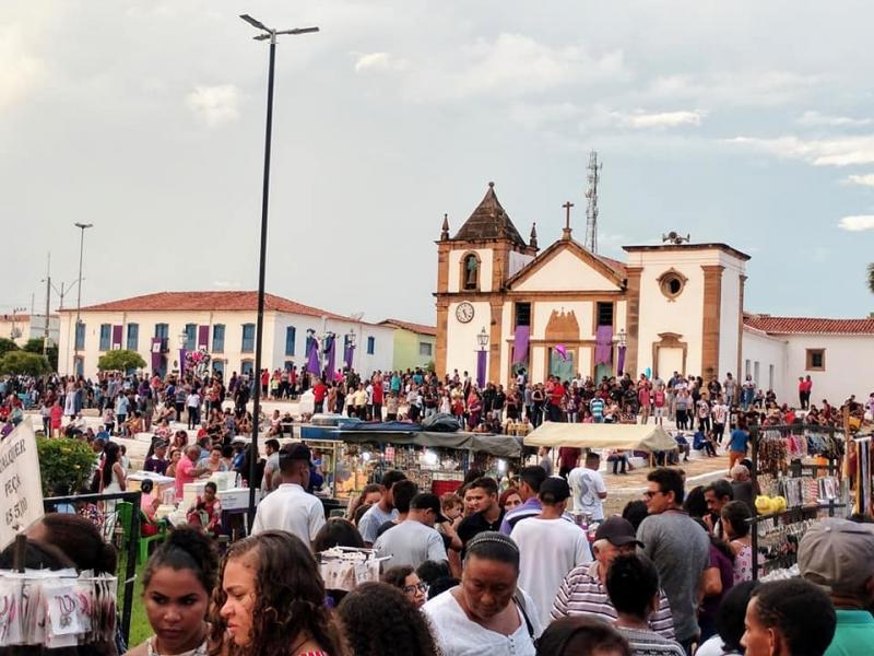 Oeiras não terá procissões durante a semana santa, terá muitas mudanças