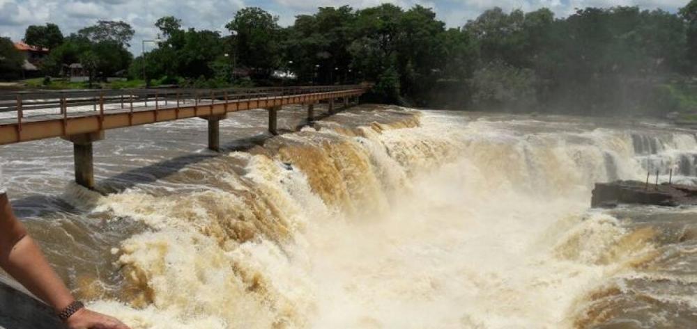 Homem morre afogado nas águas da Cachoeira do urubu