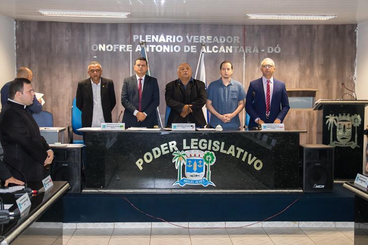 Vereadores de Miguel Alves aumentam o próprio salário em meio a crise do cororavírus