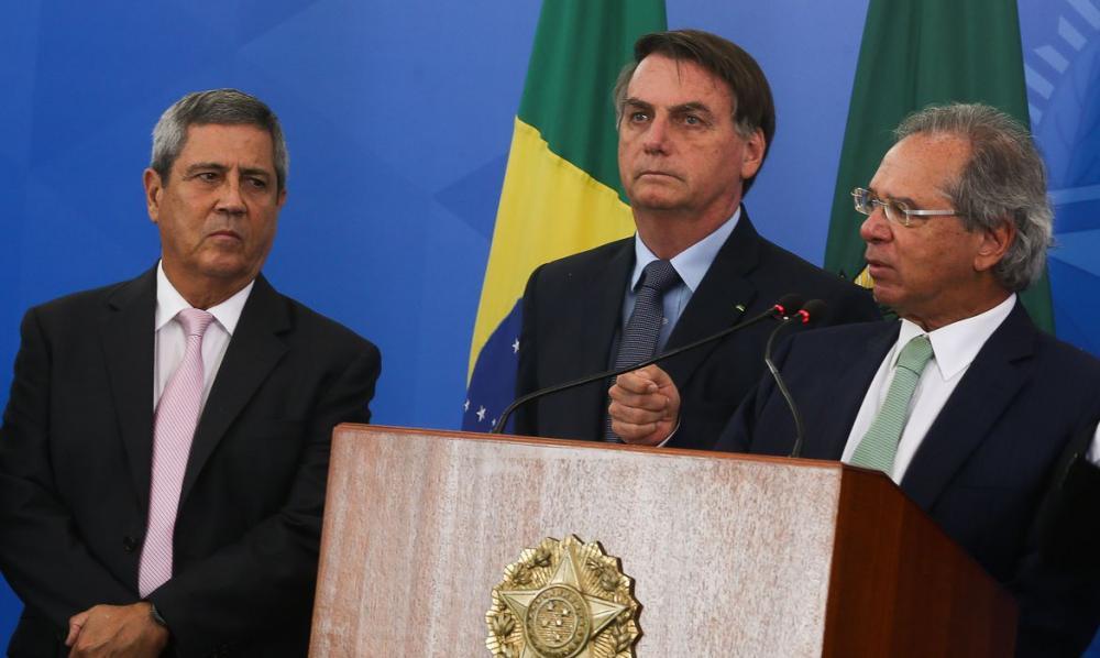 Governo federal anuncia R$ 200 bilhões para socorrer trabalhadores e empresas