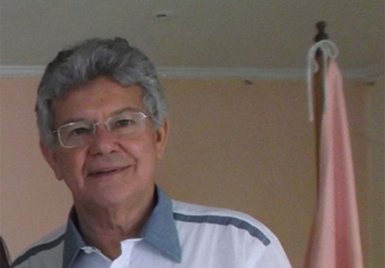 Maurício Melo, ex-deputado está internado com covid-19 em hospital de Teresina