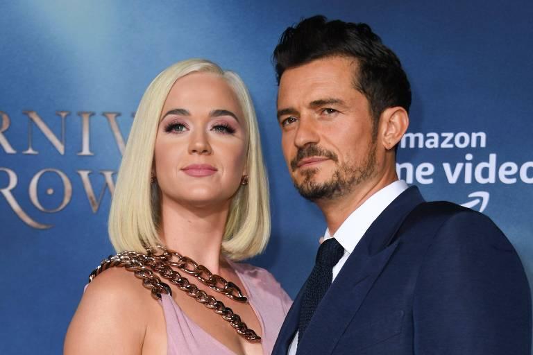Katy Perry revela sexo do bebê que está esperando