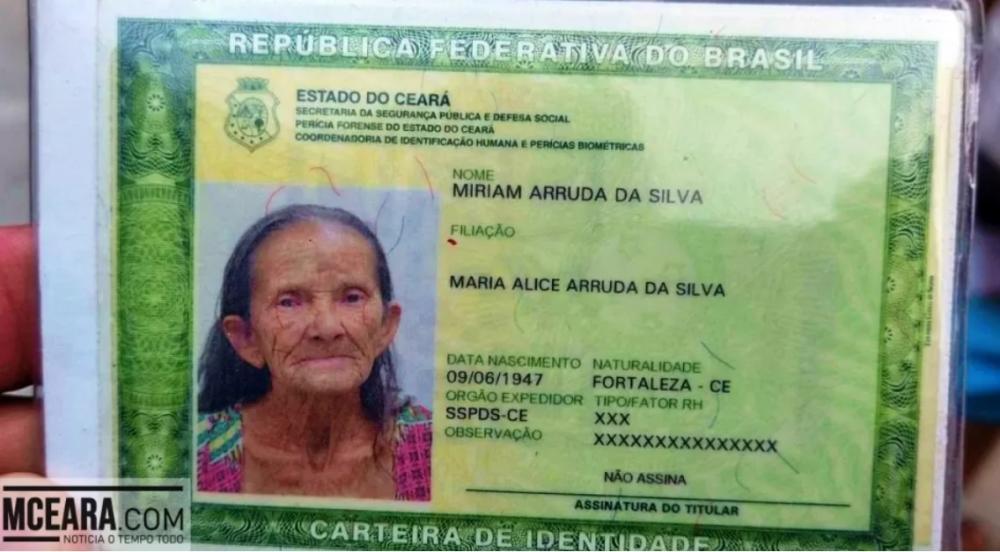 Idosa de 72 anos é assassinada com 12 tiros na frente da família