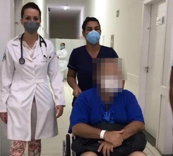 Brasil tem mais recuperados do que mortos por coronavírus em hospitais