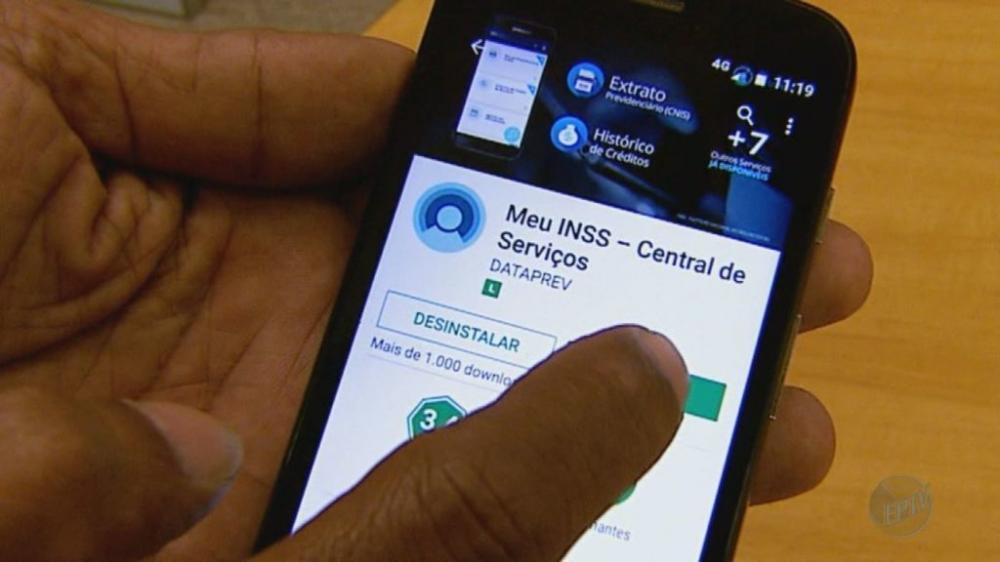 Perícias medicas podem ser realizadas através de app 'Meu INSS'