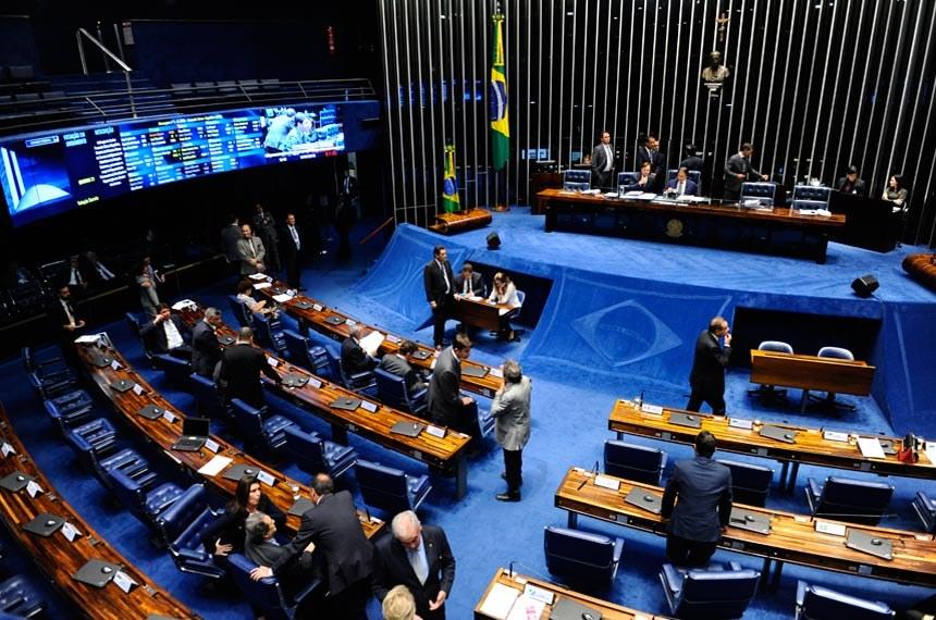 Senado recorre de decisão que bloqueia fundo eleitoral por pandemia