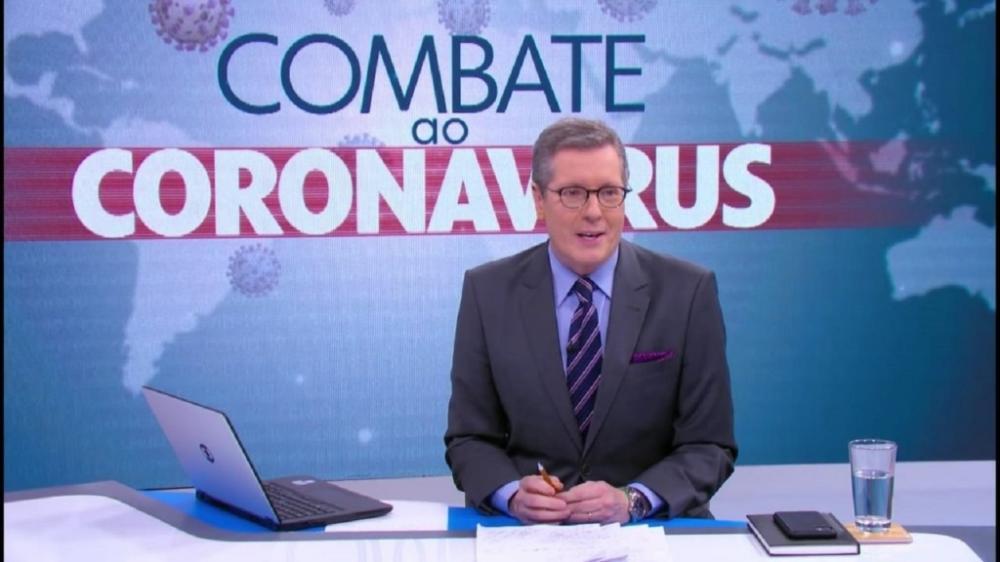 Globo cai na audiência com programa sobre Covid-19