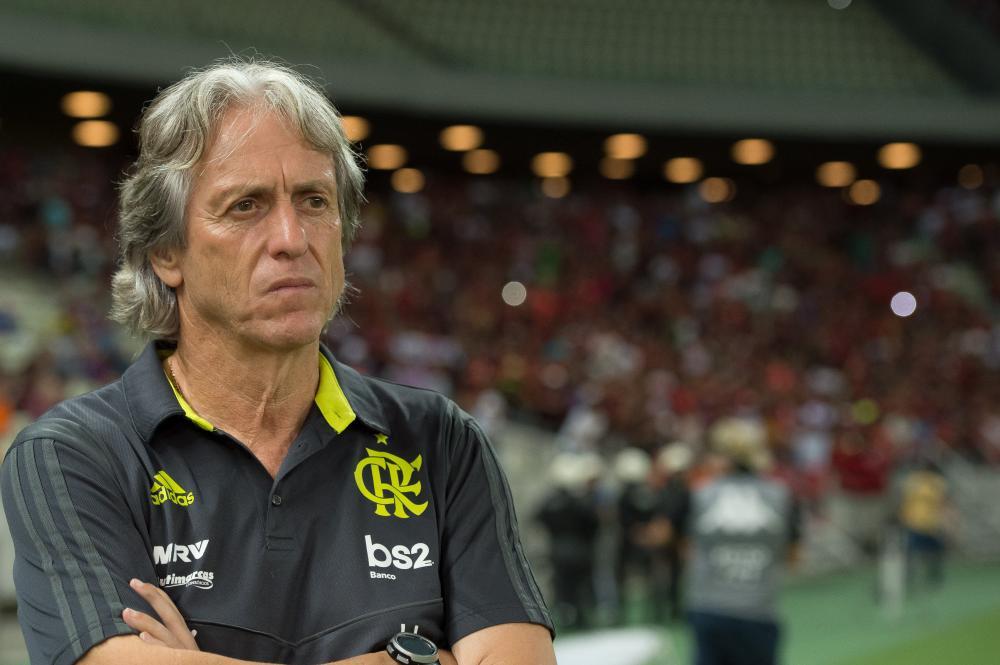 Jorge Jesus e Flamengo entram em prazo final por tentativa de renovação